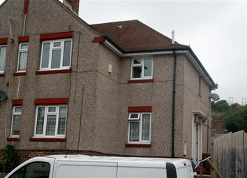Thumbnail 1 bed flat for sale in Lowestoft Road, Wymering, Portsmouth, Hampshire