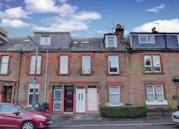 Thumbnail 3 bed maisonette for sale in Wallace Street, Dumfries