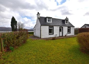 Thumbnail 1 bed detached house for sale in Clovullin, Ardgour