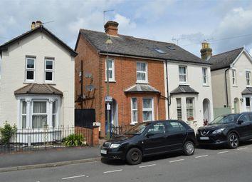 Thumbnail 1 bed flat to rent in Elmgrove Road, Weybridge, Surrey