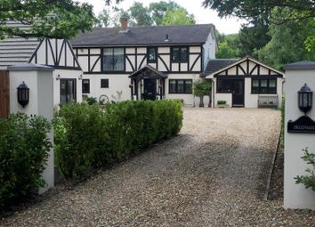 Thumbnail 6 bed property to rent in Fox Corner, Worplesdon, Guildford