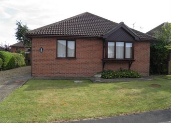 Thumbnail Detached bungalow to rent in Lavender Way, Bourne, Lincolnshire