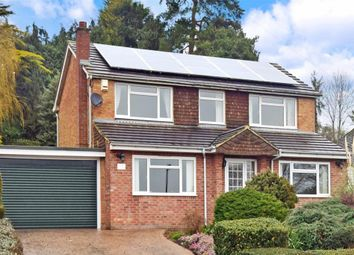 Thumbnail 4 bed detached house for sale in Carlton Road, Reigate, Surrey