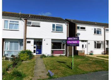 Thumbnail 3 bed terraced house for sale in Warren Way, Peacehaven