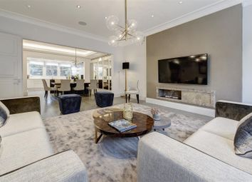 Thumbnail 4 bed flat for sale in Frognal Lane, Hampstead