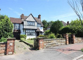 Thumbnail 3 bedroom detached house for sale in Manor Way, Beckenham