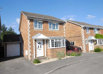 Thumbnail 3 bedroom detached house for sale in Crows Grove, Bradley Stoke, Bristol