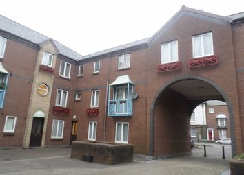Thumbnail 1 bedroom flat for sale in Monmouth House, Mannheinm Quay, Swansea