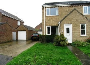 Thumbnail 2 bed semi-detached house to rent in Barn Close, Reydon, Southwold