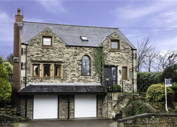 Thumbnail 4 bed detached house for sale in Huddersfield Road, Liversedge, West Yorkshire