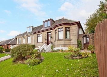 Thumbnail 3 bed semi-detached house for sale in Inverkip Road, Greenock