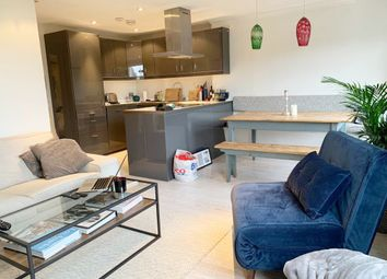 Thumbnail 1 bed flat to rent in St. Lukes Road, London