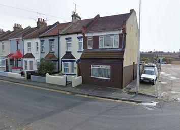 Thumbnail 3 bedroom terraced house for sale in Railway Street, Gillingham