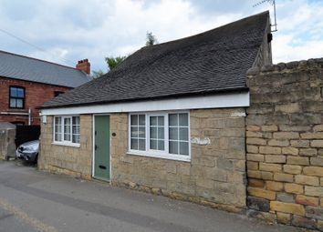 Thumbnail 2 bed cottage for sale in Moor Lane, Bolsover, Chesterfield