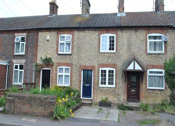 Thumbnail 2 bed terraced house to rent in Toddington Road, Tebworth, Leighton Buzzard