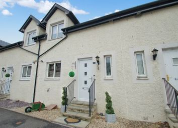 Thumbnail 3 bed terraced house for sale in Crosslaw Gardens, Lanark