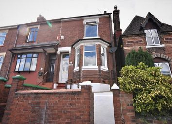 Thumbnail 2 bed end terrace house for sale in London Road, Oakhill, Stoke-On-Trent