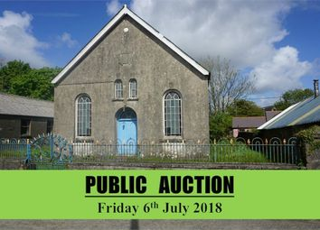Thumbnail Property for sale in Bethel Chapel, Puncheston, Haverfordwest, Pembrokeshire