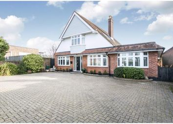 Thumbnail 3 bed detached house for sale in Barton On Sea, Hampshire, England