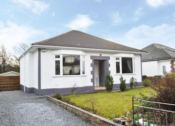 Thumbnail 3 bed detached bungalow for sale in Hillneuk Drive, Bearsden, East Dunbartonshire