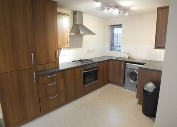 Thumbnail 2 bed flat to rent in Masons Close, Solihull