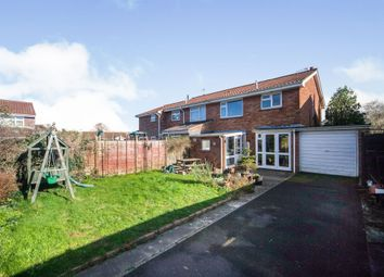 Thumbnail 3 bed semi-detached house for sale in Lonsdale Road, Cannington, Bridgwater