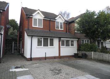 Thumbnail 1 bedroom property to rent in Moor End Lane, Room 3, Erdington