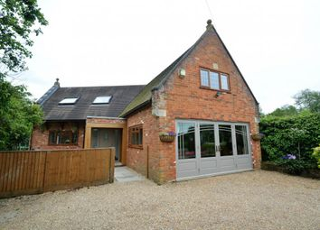 Thumbnail 4 bed detached house for sale in School Lane, Riseley