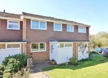 Thumbnail 3 bed terraced house for sale in Lower Swanwick Road, Swanwick, Southampton
