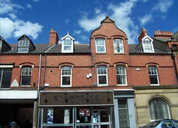 Thumbnail 1 bed flat to rent in Whitley Road, Whitley Bay