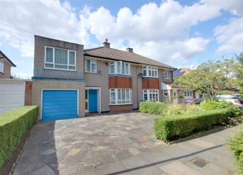5 bed semi-detached house for sale in Lonsdale Drive, Enfield EN2