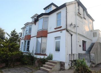 Thumbnail 3 bed maisonette to rent in Whitstone Road, Paignton, Devon