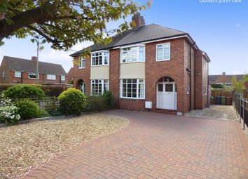 Thumbnail 3 bed semi-detached house for sale in Lichfield Road, Stone, Staffordshire