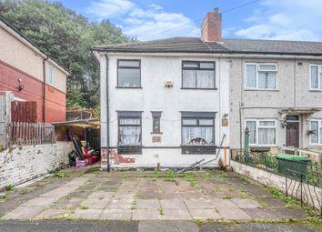 Thumbnail Semi-detached house for sale in Dingle Avenue, Cradley Heath
