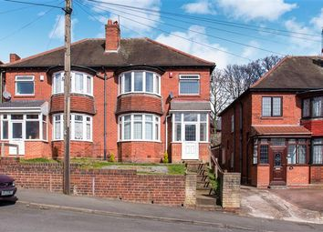 Thumbnail 3 bedroom semi-detached house for sale in Wharfedale Street, Wednesbury