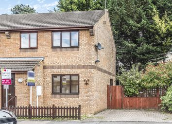 Thumbnail 2 bed semi-detached house for sale in Lower Road, Kenley