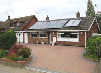 Thumbnail 3 bed detached bungalow for sale in Chapel Lane, Belstead, Ipswich