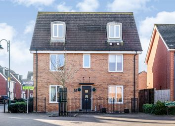 Thumbnail 5 bed detached house for sale in Farrow Avenue, Hampton Vale, Peterborough