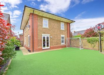 Thumbnail 4 bed detached house for sale in Braeburn Way, Kings Hill, West Malling, Kent