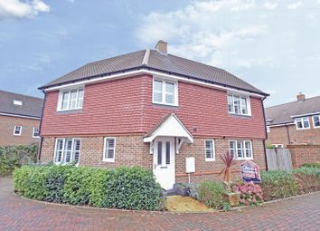 Thumbnail 4 bed detached house for sale in Cobham Field, Five Ash Down, Uckfield