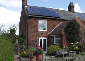 Thumbnail 3 bed property for sale in Happisburgh, Norwich, Norfolk