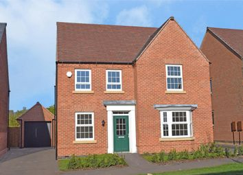 "Thumbnail 4 bedroom detached house for sale in ""Holden"" at Walton Road, Drakelow, Burton-On-Trent"