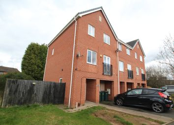 Thumbnail 4 bed end terrace house for sale in Yarrow Walk, Coventry
