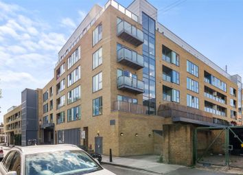 Thumbnail 1 bed flat for sale in Clement Attlee House, 61 Cardigan Road, London