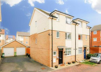 4 bed semi-detached house for sale in Sylvania Gardens, Brooklands, Milton Keynes, Bucks MK10