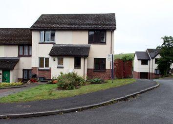Thumbnail 1 bedroom end terrace house to rent in Deacons Green, Tavistock
