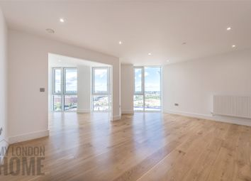 Thumbnail 2 bedroom flat for sale in Sky View Tower, 12 High Street, London