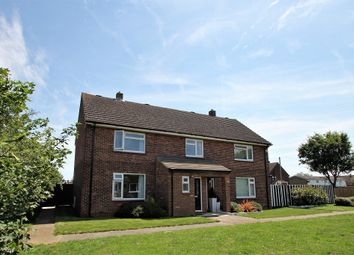 Thumbnail 3 bed semi-detached house to rent in Capper Road, Waterbeach, Cambridge