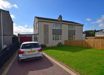 Thumbnail 3 bed property for sale in Hillary Close, Onchan