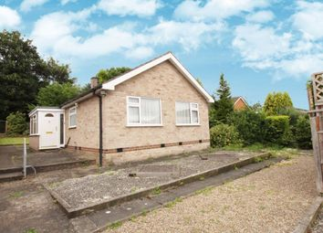 Thumbnail 2 bed bungalow for sale in Maidstone Drive, Wollaton, Nottingham